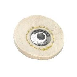 Leštiaci kotúč - bavlna, do mikrobrúsky