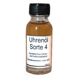 Olej - Uhrenöl 4