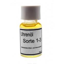 Olej - Uhrenöl 1-3